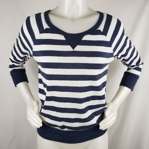 Hollister Striped Top Size M